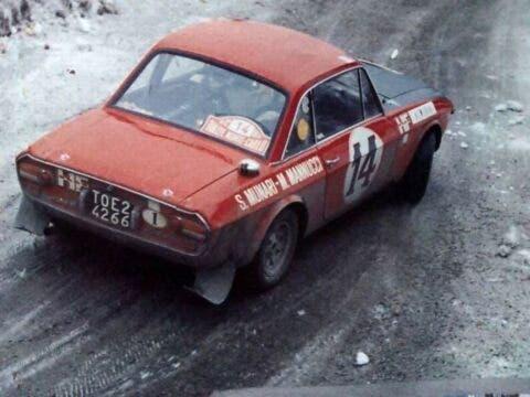Lancia Fulvia Coupé - 6
