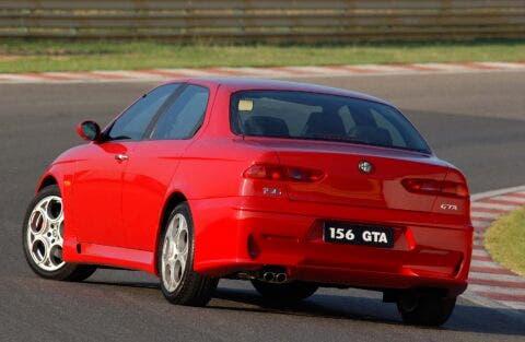 Alfa Romeo 156 GTA - 7