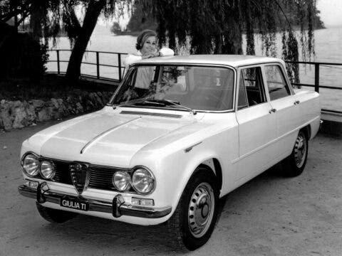 Giulia Anni 60