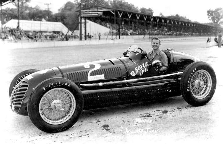 Maserati Indianapolis - 6