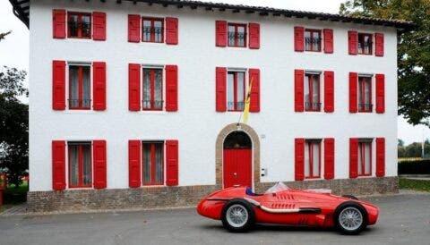 Ferrari Monoposto Corsa Indianapolis - 2