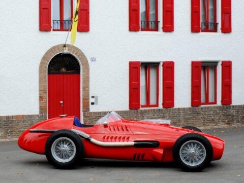 Ferrari Monoposto Corsa Indianapolis - 4
