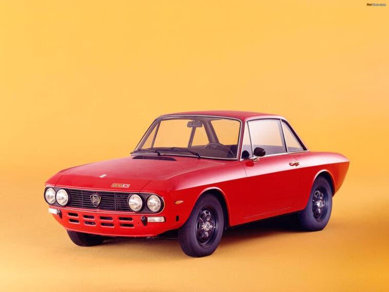 Lancia Fulvia Coupé - 3