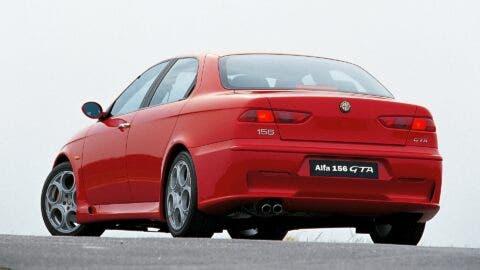 Alfa Romeo 156 GTA - 5