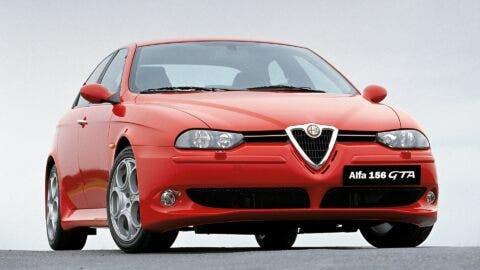 Alfa Romeo 156 GTA - 4