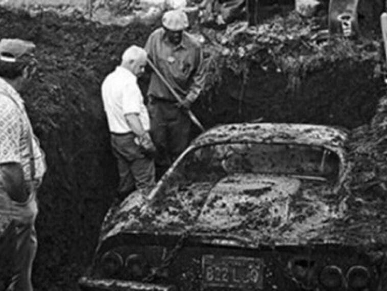 Ferrari Dino Ritrovata 1