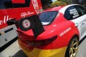 Alfa Romeo Giulia Quadrifoglio Corse 4
