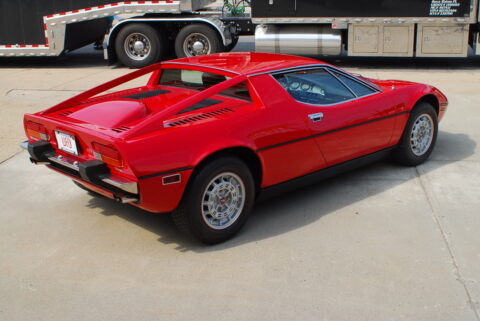 Maserati Merak 2