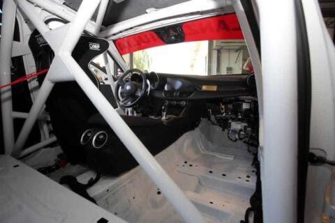 Alfa Romeo Giulia Quadrifoglio Corse 9