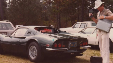 Ferrari Dino Ritrovata 4