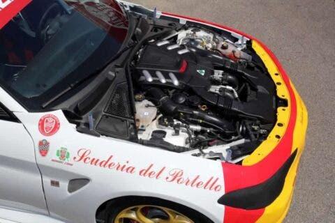Alfa Romeo Giulia Quadrifoglio Corse 8