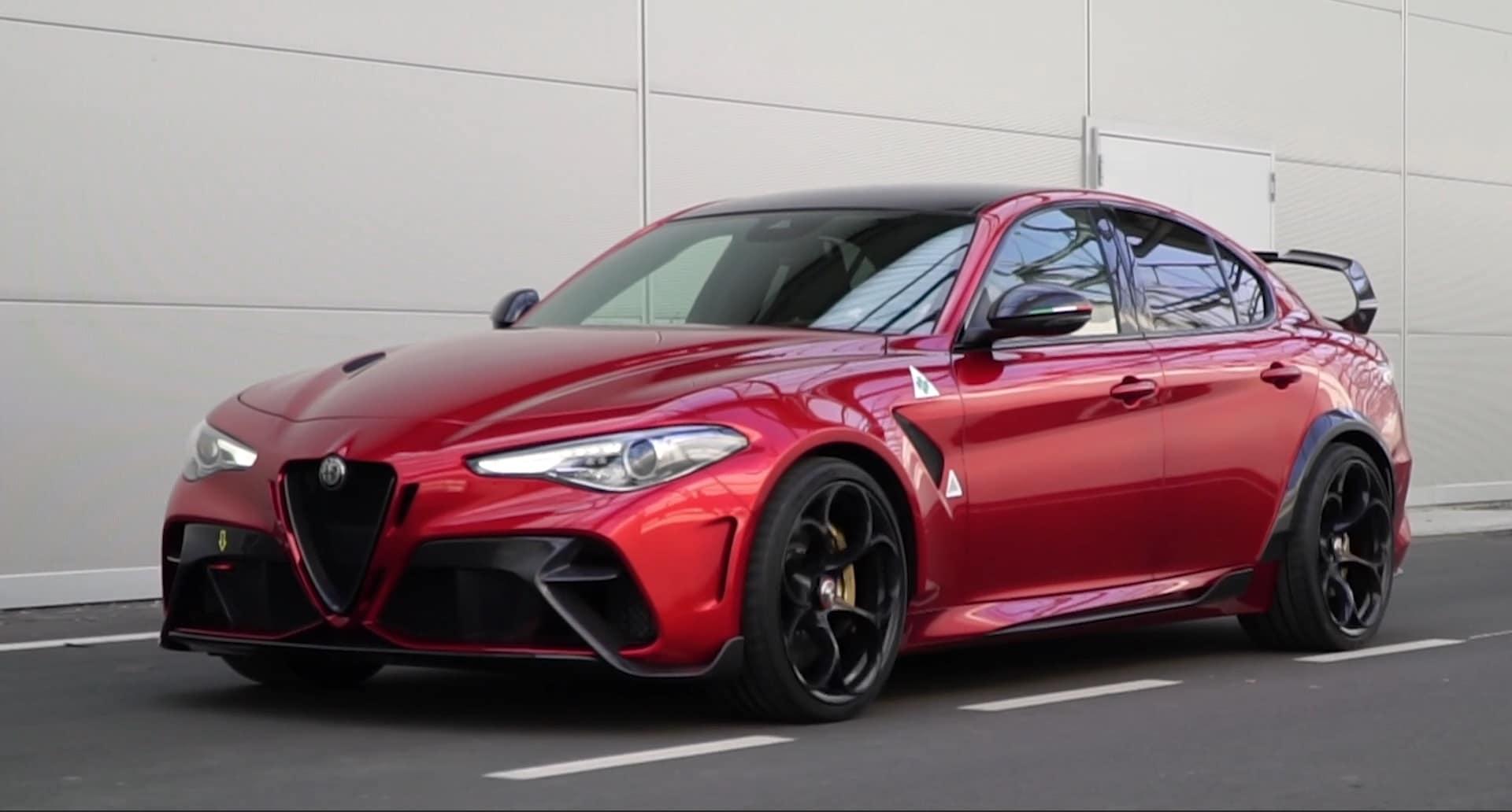 Alfa Romeo Giulia GTAm, Fiat 500 elettrica, Maserati MC20 ...