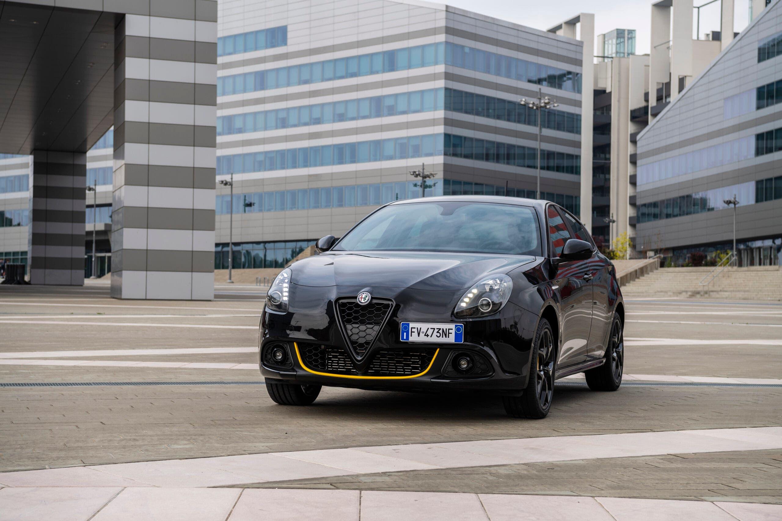 Alfa Romeo Giulietta my 2020