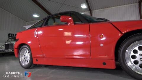 Alfa Romeo SZ Harry Metcalfe