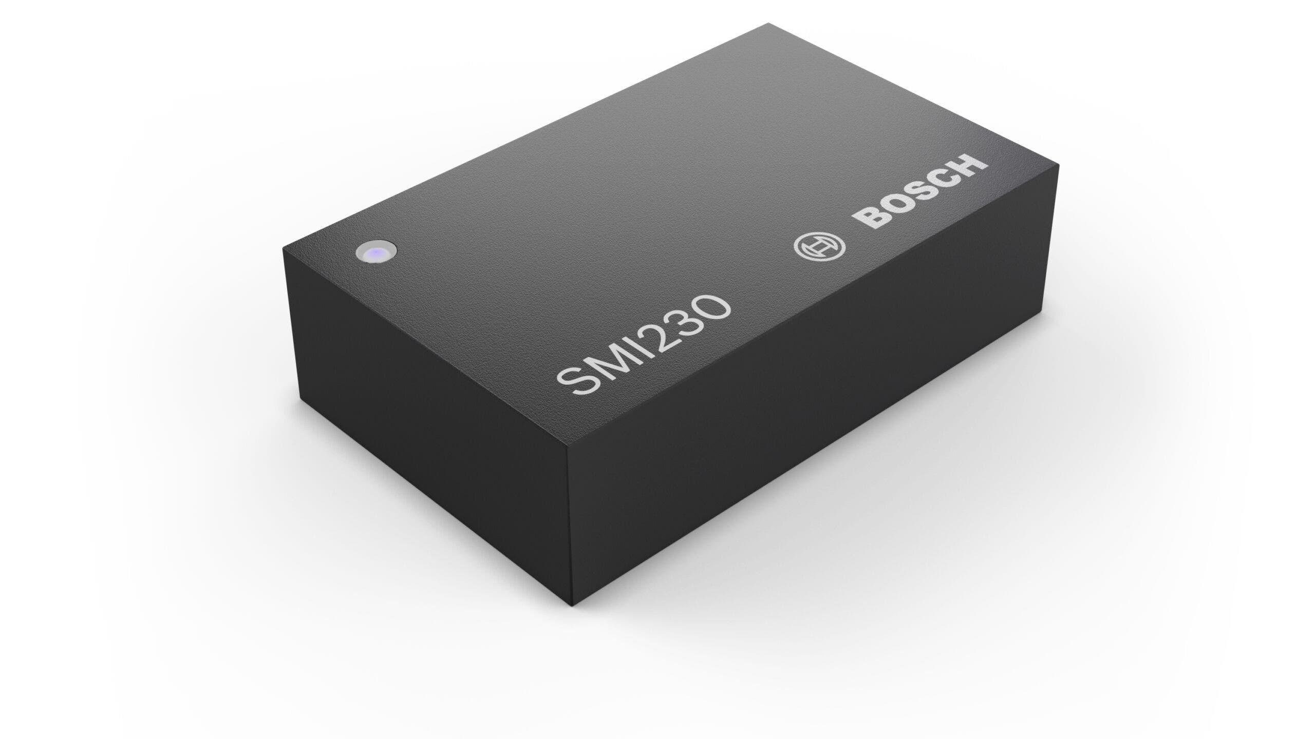Bosch SMI230 sensore MEMS