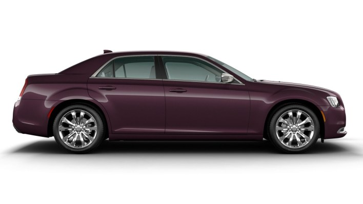 Chrysler 300 Chrome Appearance Package