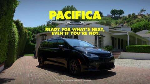 Chrysler Pacifica Kathryn Hahn