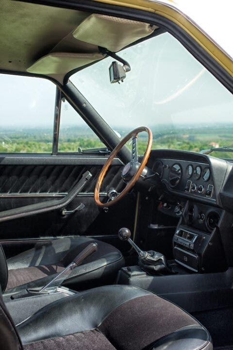 Fiat 124 Sport Coupé 3