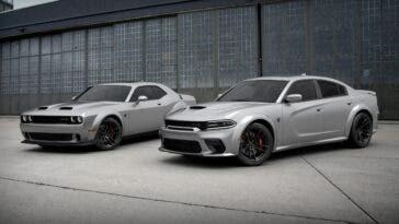 Dodge Challenger e Charger Smoke Show