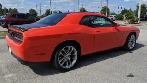 Dodge Challenger GT 50th Anniversary
