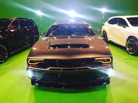 Dodge Challenger MADMAX