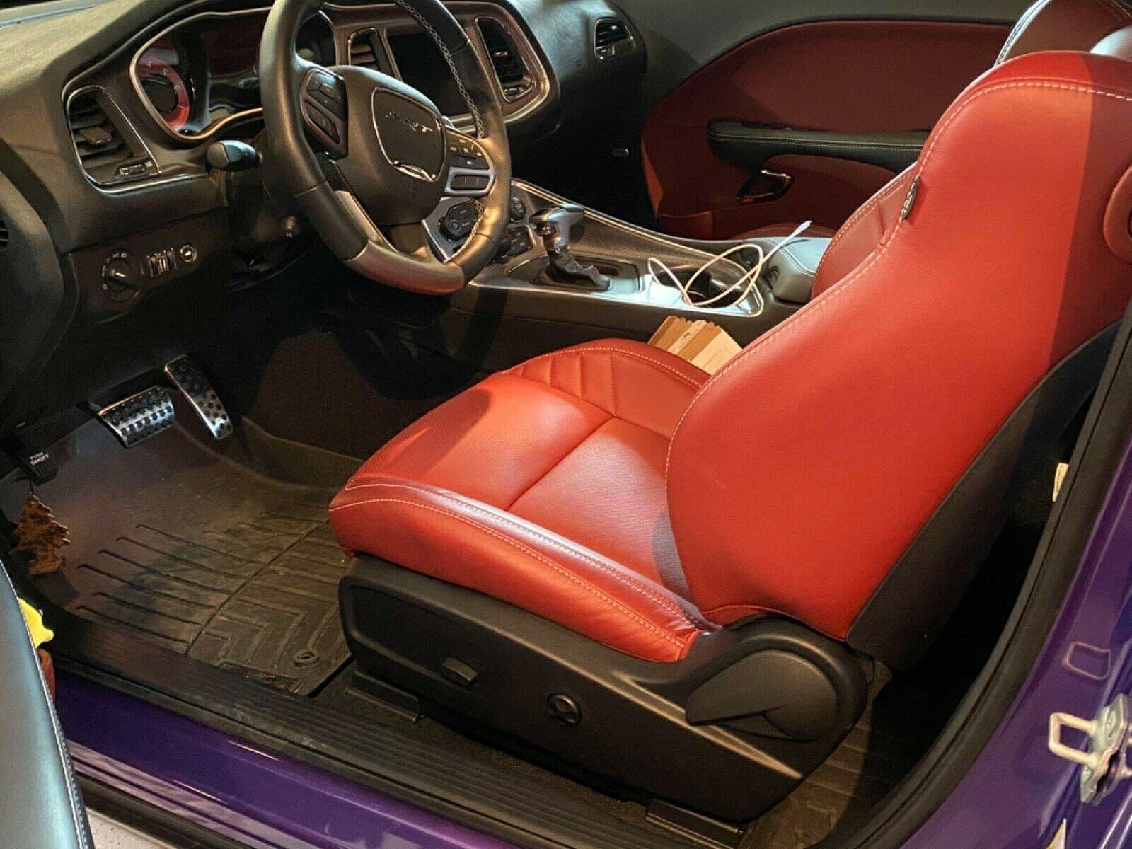 Dodge Challenger SRT Hellcat Redeye 2019 rara vendita