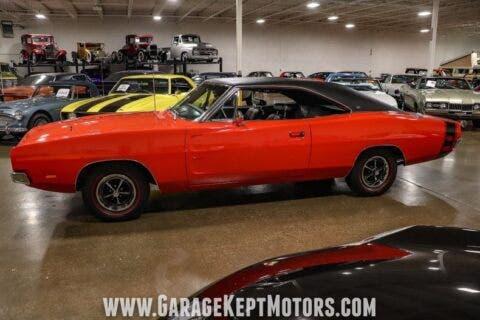 Dodge Charger 1969 collezione