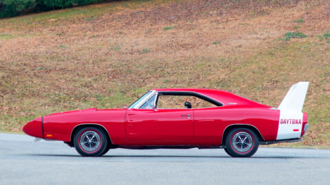 Dodge Charger Daytona 1969 Mecum