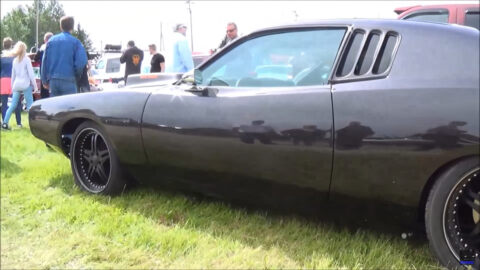 Dodge Charger Hemi 9.9 litri