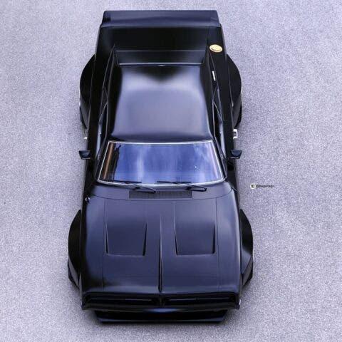 Dodge Charger R/T 1969 Demon