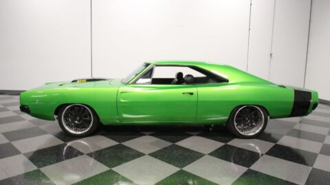 Dodge Charger R/T 1970 restomod