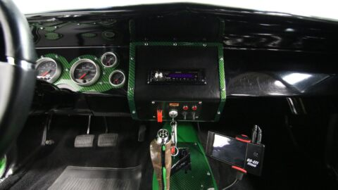 Dodge Charger R/T 1970 restomod