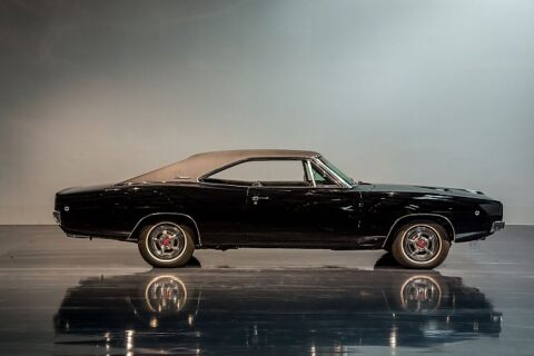 Dodge Charger R/T 440 Bullit
