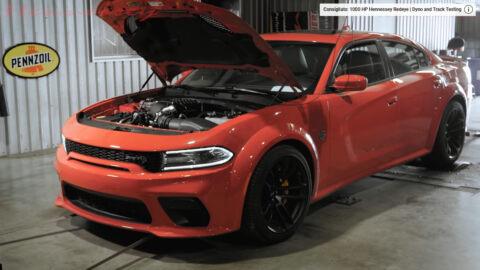 Dodge Charger SRT Hellcat Widebody Hennessey
