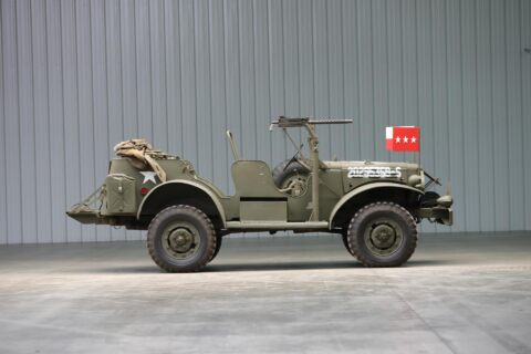 Dodge WC-57 Patton asta