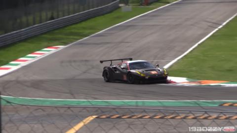 Ferrari 488 GTE e GTE Evo Monza