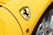 Ferrari 488 Pista Giallo Modena asta