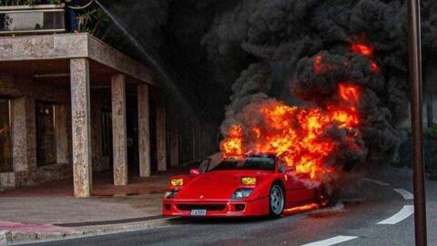 Ferrari F40 Montecarlo