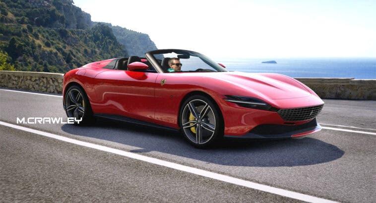Ferrari Roma Speedster