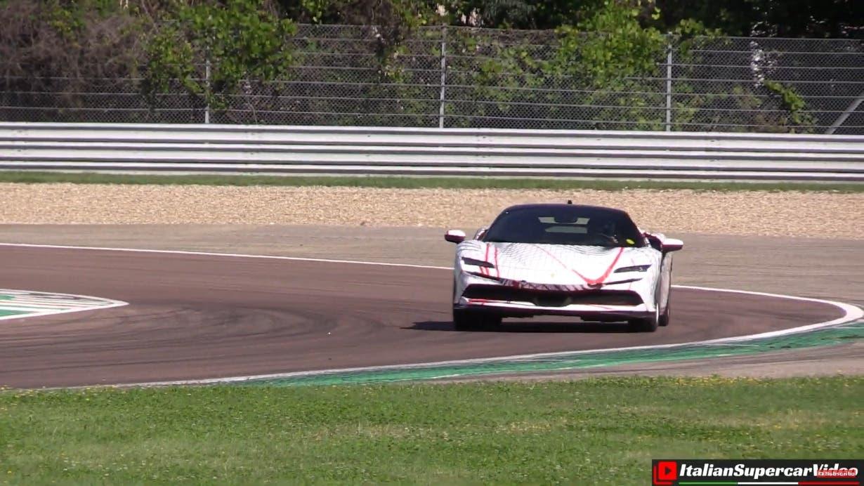 Ferrari SF90 Stradale Fiorano