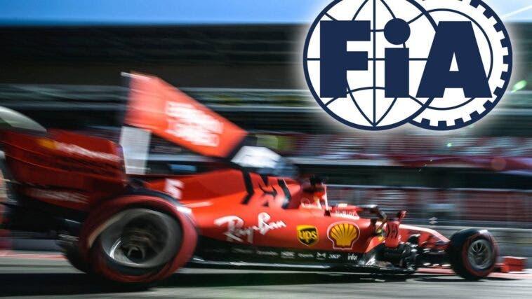 Fia e Ferrari