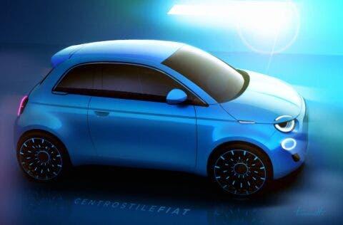 Fiat 500 Elettrica stART Again