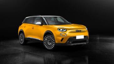 Fiat 500XL render