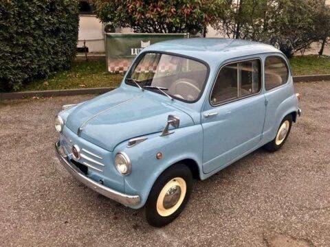 Fiat 600 Mille Miglia vendita