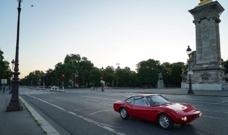 Fiat 850 Moretti Sportiva