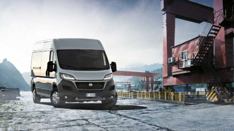 Fiat Ducato Shadow Edition