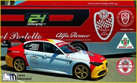 Alfa Romeo Giulia Quadrifoglio Corse 10