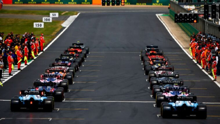 Griglia Formula 1