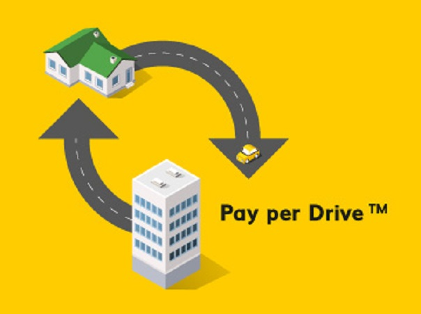 Hertz Pay per Drive