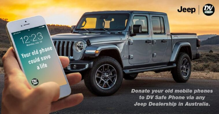 Jeep Australia vittime violenza domestica